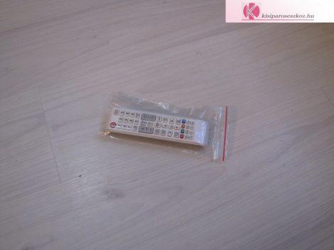 Simítózáras tasak 80x180mm (visszazárható tasak)