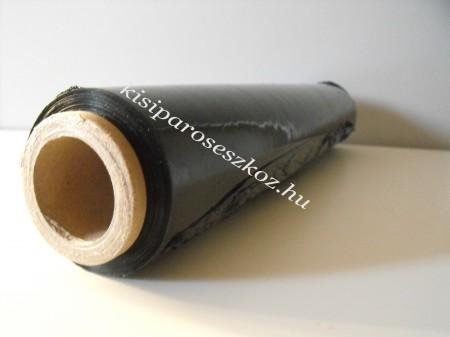 Sztreccsfólia 2,0kg fekete