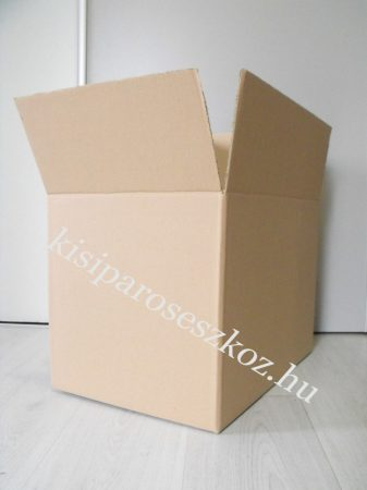 Csomagoló doboz, 500x400x360mm 5rétegű