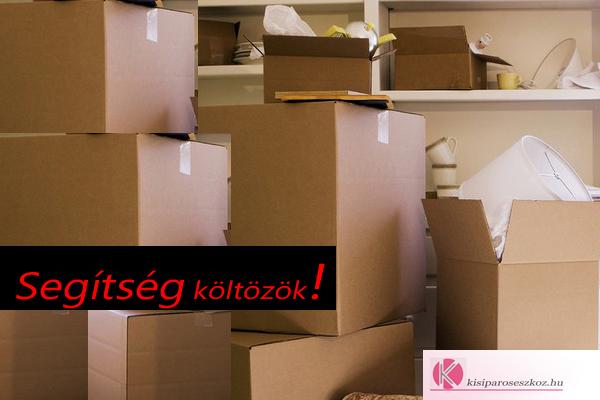 Csomagoló doboz költözéshez