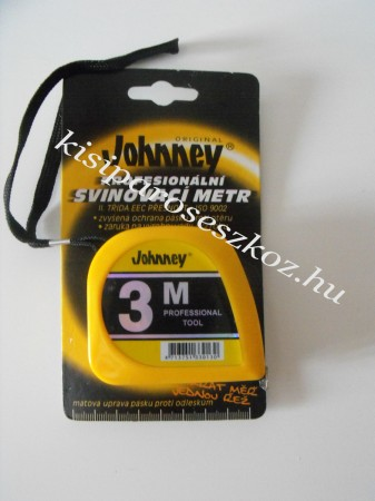 Mérőszalag Johnney 3m