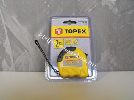 Mérőszalag Topex 3m