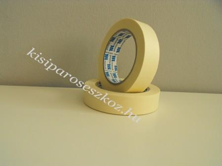 Maszkoló szalag 25mm krepp