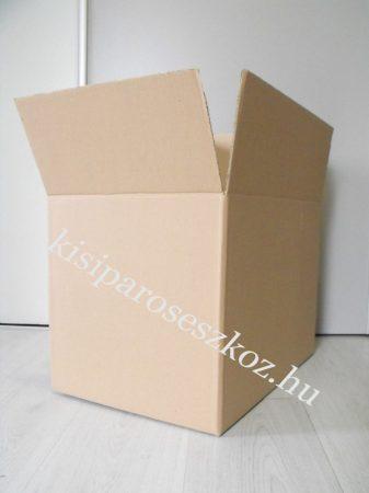 Csomagoló doboz, 392x392x260mm