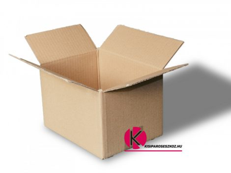 Csomagoló doboz 400x300x300mm