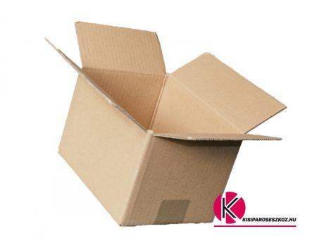 Költöztető doboz 600x400x400mm /erősített/