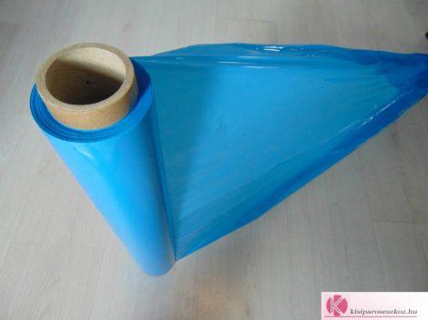 Sztreccsfólia kék 23 mikronos