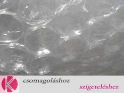 3 rétegű nagy buborékos fólia